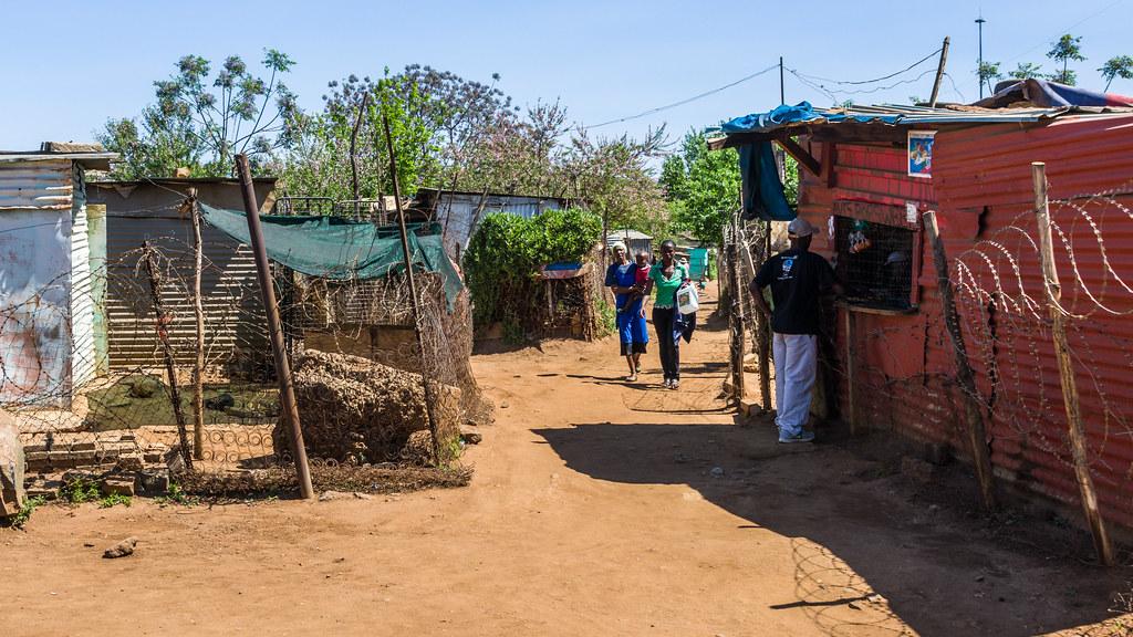 Kliptown Slum