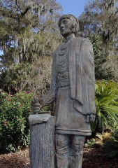 Chief Osceola (johnandmary.F) Tags: ocalafl silverspringsstatepark artisansprings