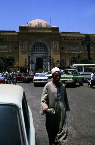 "Ägypten 1983 (09) Kairo: Ägyptisches Museum • <a style=""font-size:0.8em;"" href=""http://www.flickr.com/photos/69570948@N04/22933314792/"" target=""_blank"">View on Flickr</a>"