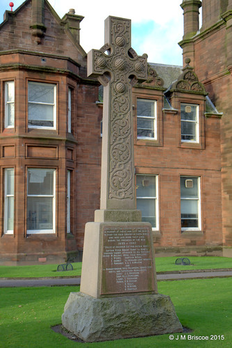Boer War War Memorial, Dumbarton
