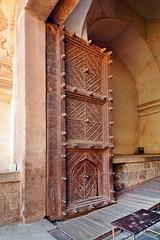 India - Telangana - Hyderabad - Golconda Fort - Bala Hissar - Gate - 158 (asienman) Tags: india hyderabad golcondafort telangana asienmanphotography