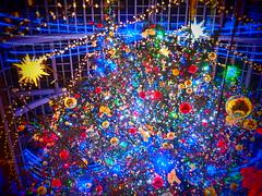 PC200253 (mina_371001) Tags: christmas japan sapporo hokkaido illumination shoppingmall   merrychristmas xmastree  happyxmas sapporofactory photographywork olympusomdem10
