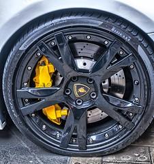Lamborghini (gopper) Tags: bristol amazing italian wheels fast brakes brake quick lamborghini supercar tyres tyre pirelli