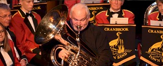 2016 : Steve Sykes in Concert with Cranbrook Town Band