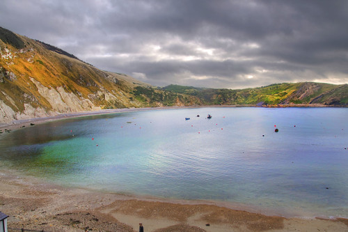 Jurassic Coast Lulworth Cove