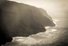 Copy of Kauai b&w13 (chiarina2016) Tags: kauai hawaii island beach monotone blackandwhite chiarinaloggia stormyseas waves trails hiking surf napali napalicoast helicopterride
