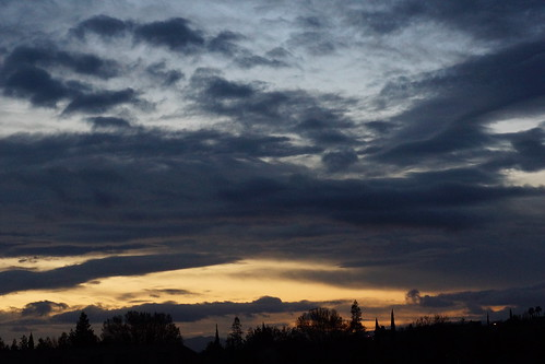 2017-01-23 Cloudy Sunrise [#1]