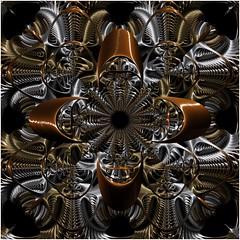 Abaddon's Gate (Ross Hilbert) Tags: fractalsciencekit fractalgenerator fractalsoftware fractalapplication fractalart algorithmicart generativeart computerart mathart digitalart abstractart fractal chaos art newtonfractal mandelbrotset juliaset mandelbrot julia orbittrap gate space