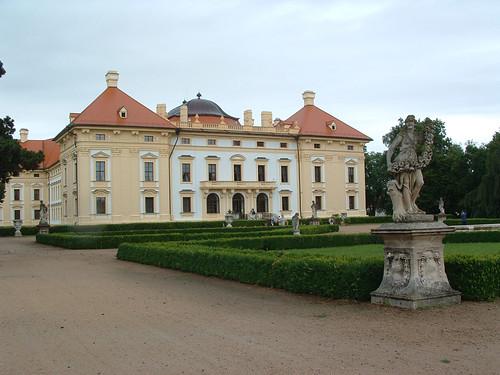 Slavkov u Brna, Rietberg-kastély