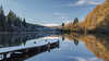 Aumtumn vs Winter reflections at Loch Ard (Scott Morrison |) Tags: scotland lochard reflections autumn winter landscape