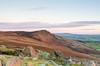 Embsay Crag Dusk (andythomas390) Tags: dusk sunset embsaycrag rocks northyorkshire nikon d7000 18200mm