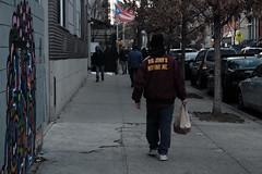 Big John's (Raúl Abdo) Tags: colorphotography color newyorkcity harlem eastharlem wallst photography candidphotography candids portraits trainphotography subwayphotography ny bronx