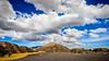 Pirámide del Sol, en la Calzada de los Muertos, Teotihuacán (pepoexpress - A few million thanks!) Tags: nikon d610 nikond610 d6101424mm 1424afs 1424mmf28 nikond6101424mmf28 pepoexpress landscape clouds teotihuacan méxico pirámidedelsol