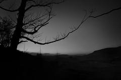 Sunset (Maia MacGilp) Tags: nature ansel adams black white lanscapes scotland texture