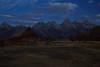 Stars over Moulton Barn (Chief Bwana) Tags: wy wyoming grandteton grandtetonnationalpark nationalparks moultonbarn stars grandtetons mountains barn prairie jacksonhole psa104 chiefbwana 500views