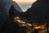 Masca Nights (martin.matte) Tags: masca tenerife teneriffa spain islascanarias canaryislands kanaren kanarischeinseln night evening landscape travel canyon