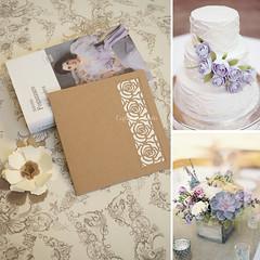 Lilac and Green Wedding (CartaForbiciGatto) Tags: lilac green wedding country shabby chic matrimonio lilla e verde inviti invitations partecipazioni nozze