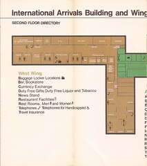JFKguideJUL73 04 (By Air, Land and Sea) Tags: airport map guide terminal layout floorplan jfk johnfkennedyinternationalairport newyork newyorkcity internationalarrivalsbuilding