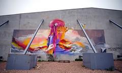 Darkelixir (nid2graff) Tags: darkelixir graffiti muralisme parenthese festival lucien