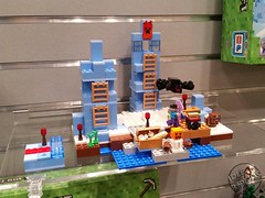 Toy Fair 2017 LEGO Minecraft 04 (IdleHandsBlog) Tags: minecraft toys videogames lego constructionsets toyfair2017