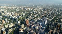 santiago (Jakza) Tags: chile cidade vistaaérea