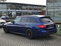 2016 Mercedes-AMG C 63 S Estate (harry_nl) Tags: netherlands nederland 2017 waardenburg mercedesamg c63 s estate thijstimmermans