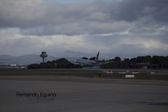 British aterrizando Madrid Barajas (Fernando Eguino) Tags: madrid barajas avión t4 iberia spotter plane