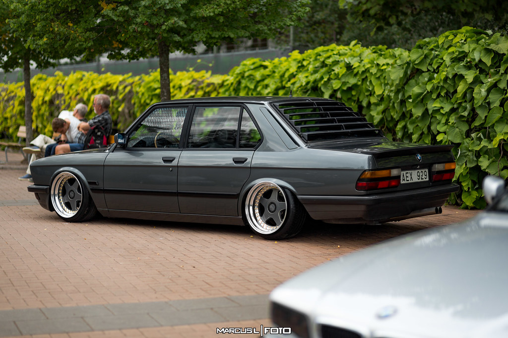 The World S Best Photos Of E28 And Slammed Flickr Hive Mind