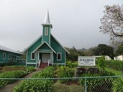 Ke Ola Mau Loa Church (Joel Abroad) Tags: kamuela bigisland waimea churchrow keolamauloa green capoeira