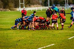 Witney 3's vs Swindon College-1148