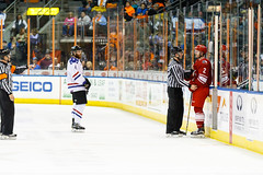 "Missouri Mavericks vs. Allen Americans, March 3, 2017, Silverstein Eye Centers Arena, Independence, Missouri.  Photo: John Howe / Howe Creative Photography • <a style=""font-size:0.8em;"" href=""http://www.flickr.com/photos/134016632@N02/33117916482/"" target=""_blank"">View on Flickr</a>"