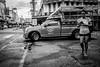 Two Ways | Bangkok 2016 (Johnragai-Moment Catcher) Tags: johnragai johnragaibw johnragaistreet omsp street streetphotography people photography blackwhite blackandwhite johnragaiphotos johnariragai bangkokstreet