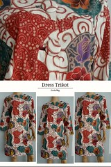 New Arrival!! Original Batik Pekalongan Indonesia  ✔Limited Edition ✔Available on store  DRES TRIKOT  Material : Katun Primis+furing press Size        : XXL Color      : on model Price      : IDR 380k  Contact & Online Order : ☎Phone/Line/w.a/Telegram +62 (indahjaya_batik) Tags: trendbatik batikindonesia batikupdate bajubatik ijbatik batikpekalongan batik blusopneisel batikhalus blouse kainbatik blus batikjourney dressbatik busanabatik dress