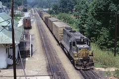 Clinchfield Marion Local (crr200) Tags: clinchfield crr marion