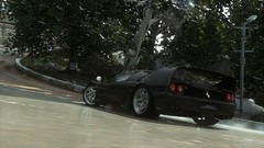 DRIVECLUB (Velvet Pines) Tags: road trees italy game rain speed dc screenshot cool outdoor like screen ferrari playstation ps4 driveclub