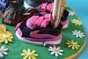 zapatillas fofucha con tatuajes (moni.moloni) Tags: flores perro gato gafas pantalones camiseta foamy cortos tatuajes zapatillas fofucho gomaeva fofucha fofuchos fofuchas
