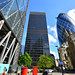 The Cheesgrater And The Gherkin,London 26-5-2015