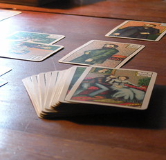 Kipper Cards (daniel.luechinger) Tags: cards fortune mysterious mystical fortunetelling fortunecards kippercards