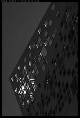 _7R2_DSC1381 copy (mingthein) Tags: blackandwhite bw abstract building monochrome architecture zeiss silver germany t gold bokeh availablelight sony forum carl fe alpha ming 1885 sonnar batis gmünd schwäbisch onn thein photohorologer mingtheincom mingtheingallery a7rii a7r2