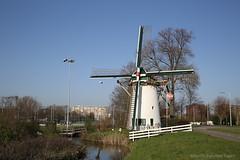 Rodenburgermolen (Maurits van den Toorn) Tags: mill windmill moulin mühle leiden molen windmolen kanaalweg rodenburg