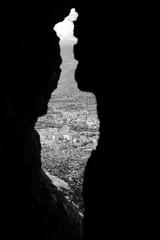 par l'amphore (glookoom) Tags: city blackandwhite bw monochrome alpes grenoble noir noiretblanc lumire pierre contraste paysage blanc ville forme isre rhnealpes
