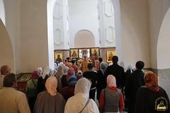 032. Patron Saints Day at the Cathedral of Svyatogorsk / Престольный праздник в соборе Святогорска