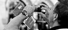 (mgkm photography) Tags: street travel urban blancoynegro monochrome 50mm calle bokeh lisbon streetphotography gimp niko blackandwhitephotography streetshot urbanphotography shotwell travelphotography fotografiaurbana lisboanarua blackwhitephotos opensourcephotography ilustrarportugal d7000 bokehphotography streettogs