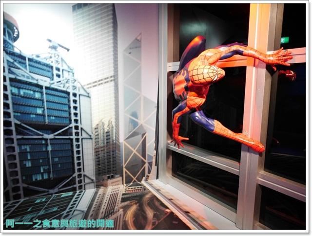 香港杜莎夫人蠟像館凌霄閣山頂纜車香港自助旅遊image046