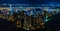 Hong Kong Nights (_Hadock_) Tags: china desktop city windows light panorama 6 detail apple water skyline architecture night clouds skyscraper buildings de lights james bay photo edificios mac nikon long exposure ipod waterfront gorilla outdoor dusk 5 background pano border creative 7 8 sigma peak commons screen victoria panoramic full hong kong seven panoramica xp tsa vista nocturna bond nights hd ocho 1020 eight fondo pantalla siete 2012 shim rascacielos iphone saver shui ipad panno kowlon gorillapod d80 comons skyfall