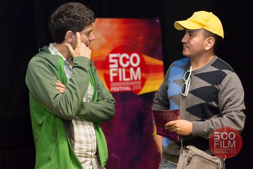 Centro Cultural Estela de Luz - Ecofilm 2015 71