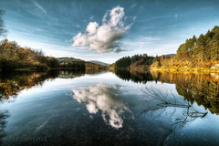 Loch Ard (GraBor) Tags: loch lochard