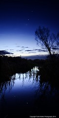 _DSC4557 (frankfoto) Tags: sunrise dawn venus planets ithaca jupiter fingerlakes westhill ecovillage reflecton