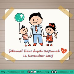 Disetiap keringatmu, Disetiap lelah nafasmu, Penuh dengan kasih sayangmu, Terimakasih Ayah.. Happy Father's day~ #fathersday #hariayah #12nov #dady #12nov2015 #serang #Banten #kotaserang #Indonesia. http://kotaserang.net/1J24vh9 (kotaserang) Tags: indonesia happy fathersday fathers kasih dengan dady ayah lelah day~ serang 12nov banten penuh terimakasih kotaserang hariayah instagram ifttt httpwwwkotaserangcom disetiap keringatmu nafasmu sayangmu 12nov2015