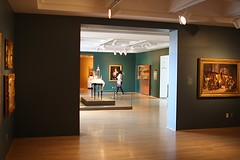 The Hunter Museum, gallery view (ktmqi) Tags: chattanooga paintings americanart thehuntermuseumofamericanart